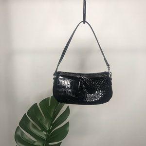 Vintage Liz Claiborne Mini Fashion Handbag